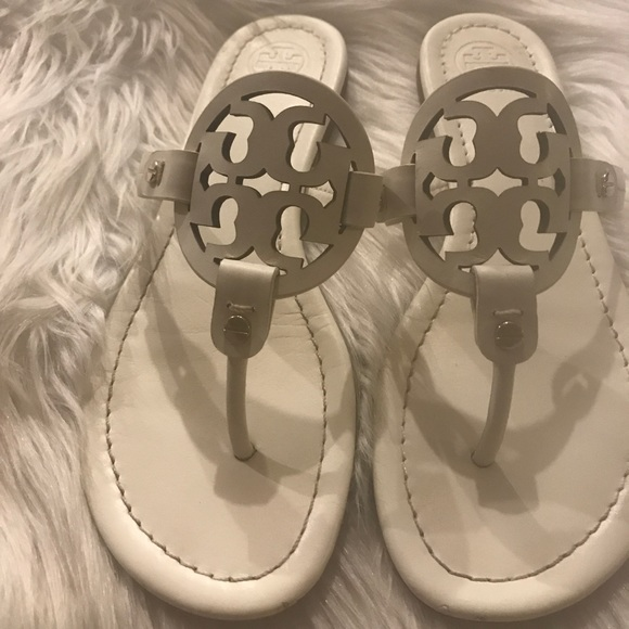 59c779d427c7f0 Tory Burch Shoes - Tory Burch Miller Sandal Size 7.5!